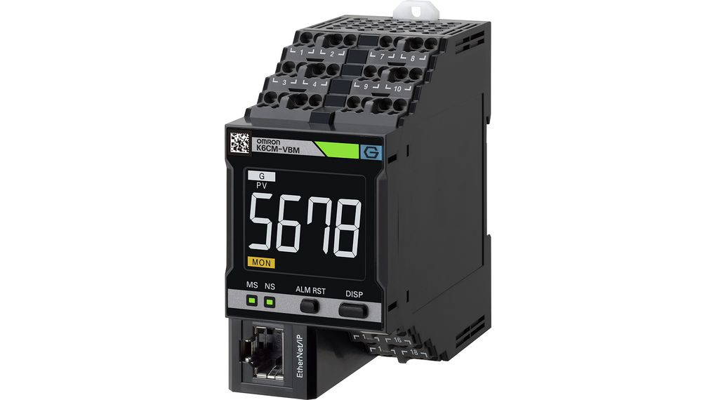 Köp Motor Monitoring Relay, Vibration and Temperature, 24 VAC/VDC