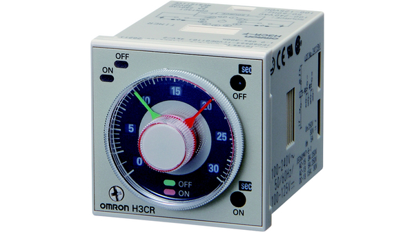 Köp Multifunction Time lag relay 100...240 VAC, 100...125 VDC