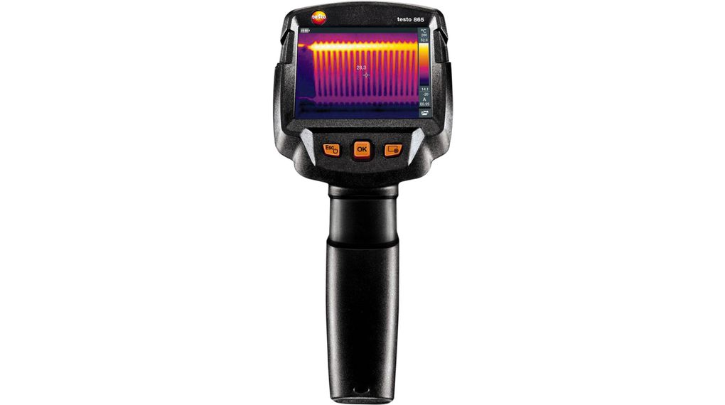 Köp Thermal Imager 160 x 120, -20...+280 °C 31° x 23°