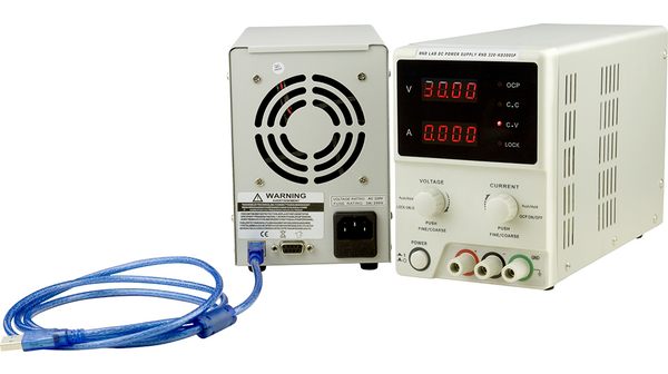 Köp Laboratory Power Supply 1 Ch. 0...30 VDC 5 A, Programmeeritavad