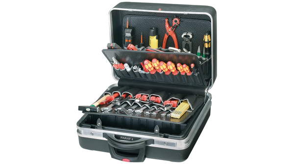 Köp Tool Case, Wheeled 470 x 360 x 210 mm 6.9 kg X-ABS fit for flights
