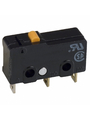 Micro switch 3 AAC / 4 ADC Plunger Snap-action switch 1 change-over (CO) Köp {0}