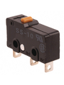 Micro switch 10 AAC / 4 ADC Plunger Snap-action switch 1 change-over (CO) Köp {0}